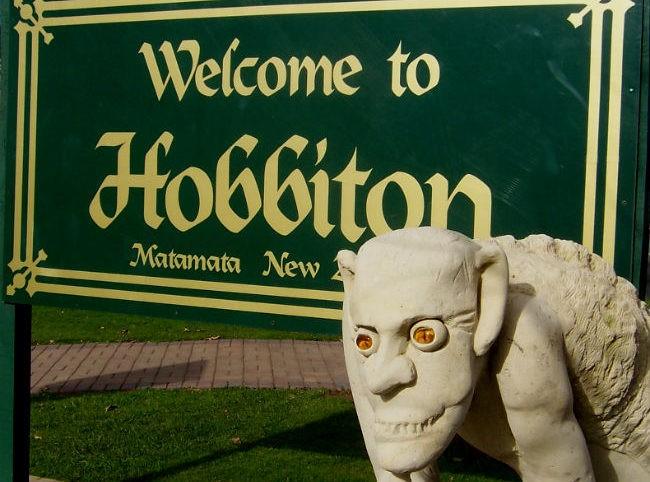 Добро пожаловать в Хоббитон!