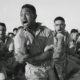 Батальон маори исполняет хака