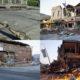 Последствия землетрясения в Крайстчерче