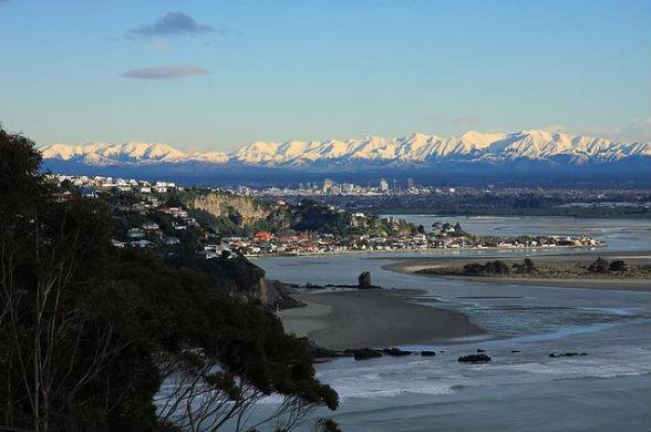 Южный остров Новой Зеландии: Крайстчерч