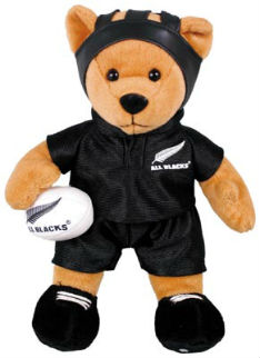 Медвежонок All Blacks