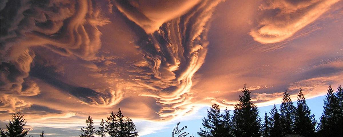 Облака асператус