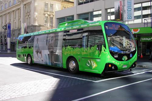 Транспорт в Окленде