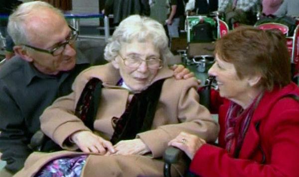 102-летняя британская пенсионерка переехала жить в Новую Зеландию