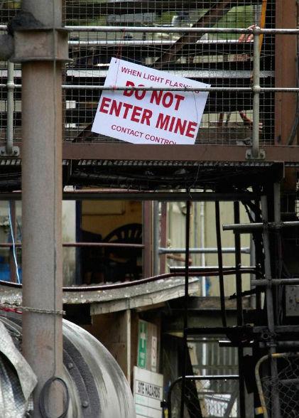 Гибель шахтеров в Новой Зеландии