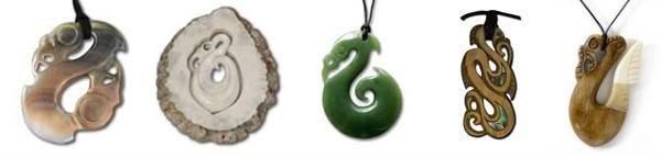 Символы маори и их значение: манайя