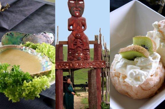 Каи - традиционная пища маори