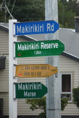 Makirikiri, Near Dannevirke, North Island.
