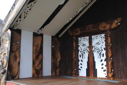 Марае Онуку в Акароа
