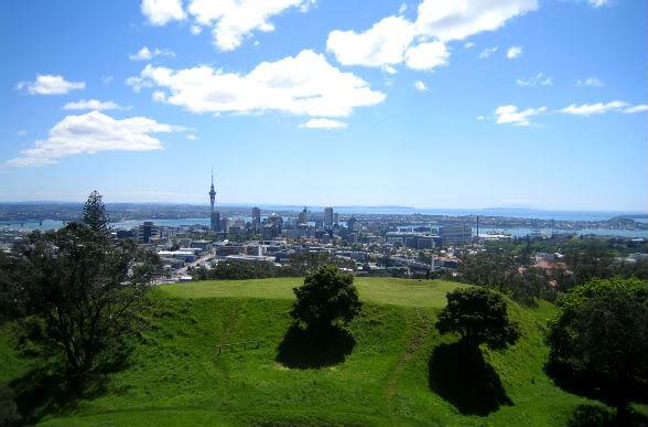 Mt. Eden, Окленд