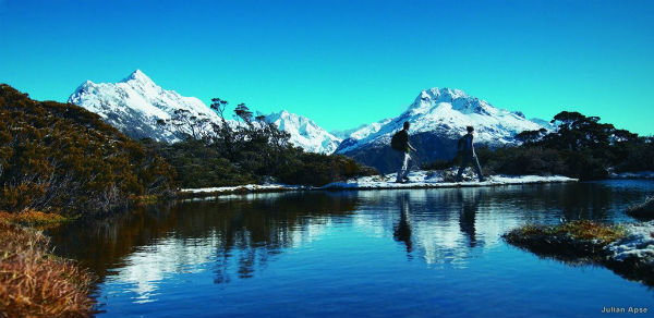 Аотеароа, Страна Длинного белого облака - Новая Зеландия