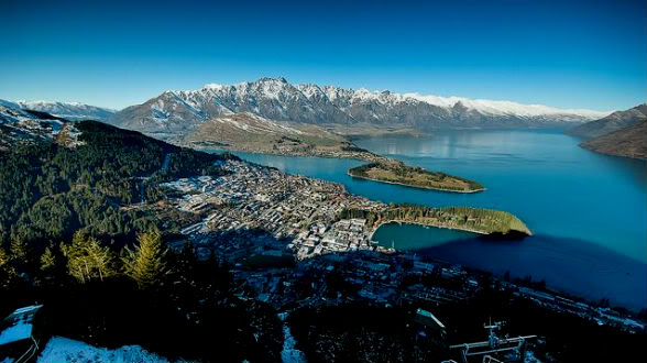 Южный остров Новой Зеландии: Квинстаун