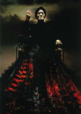 Маорийское божество огня Махуика