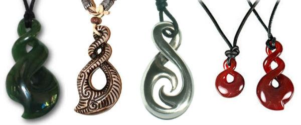 Символы маори и их значение: перекрученная спираль