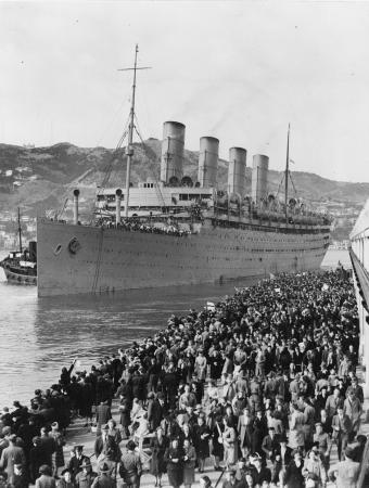 Новая Зеландия во Второй мировой войне