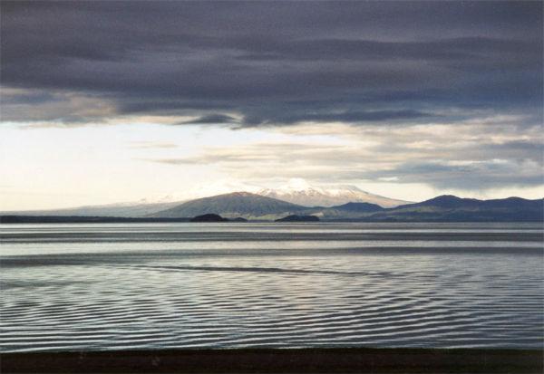 Озеро Таупо (Taupo)