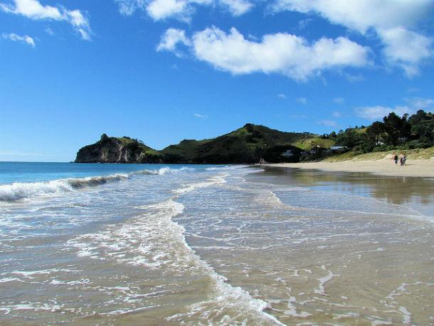 Пляж Хахей