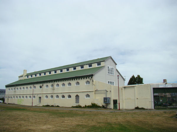 The Jailhouse, Christchurch