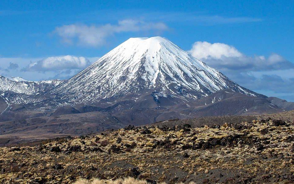 Вулканы Новой Зеландии