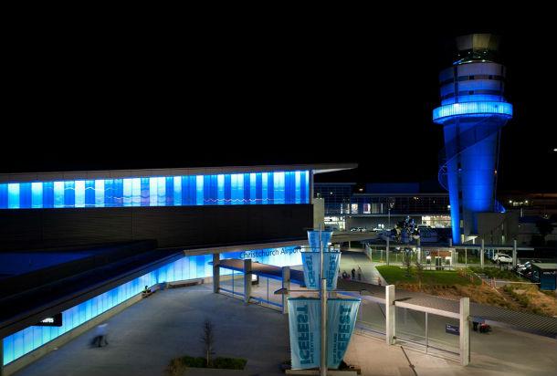 Аэропорт Крайстчерча