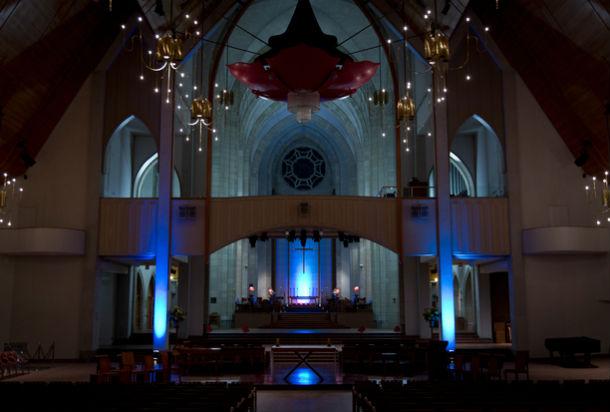 Церковь Святой Троицы. Окленд