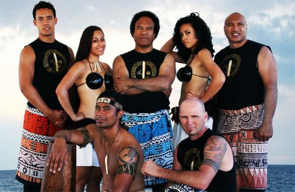 Группа Te Vaka