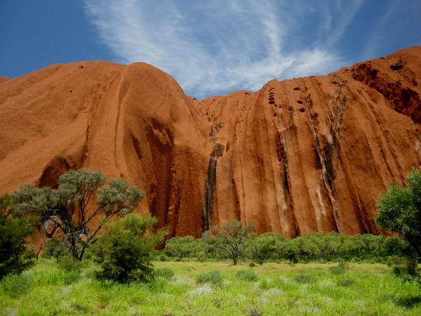 Улуру или Скала Айерса (Uluru (Ayer's Rock)