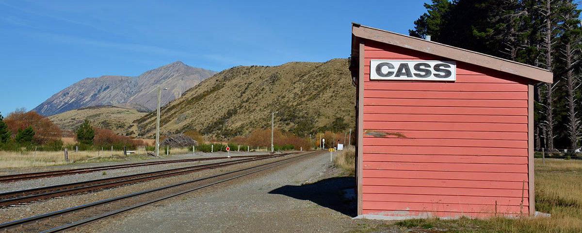 Железнодорожная станция Кэсс