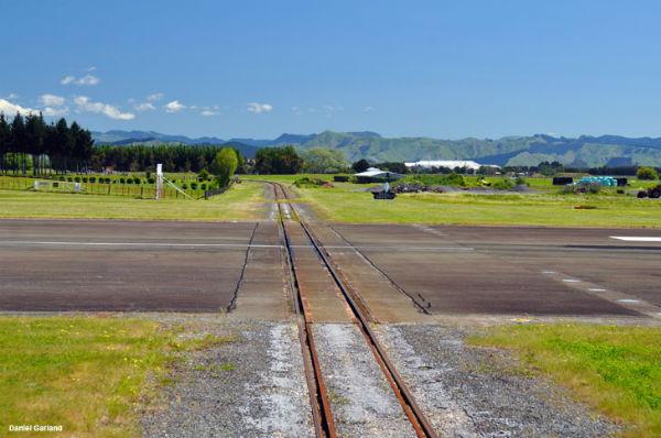 Аэропорт Гисборн, Новая Зеландия