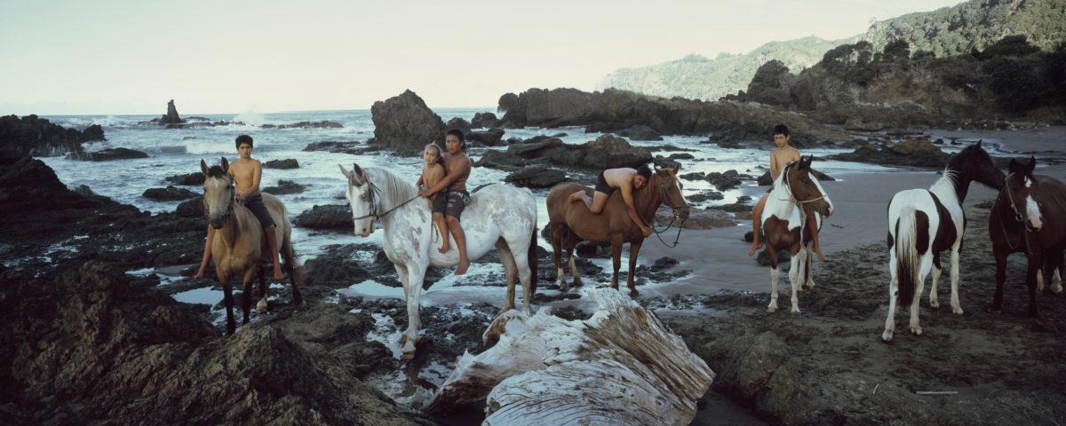 Аборигены на лошадях
