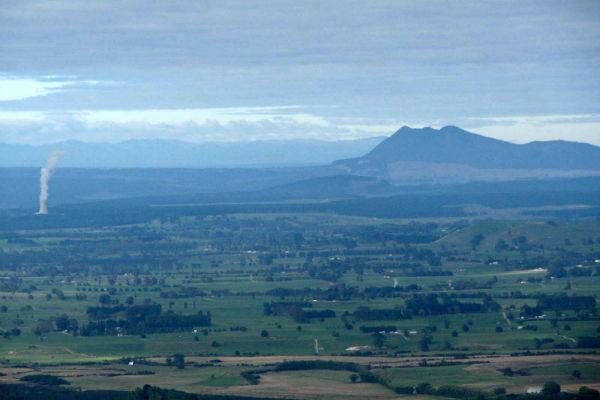Rainbow Mountain, Роторуа