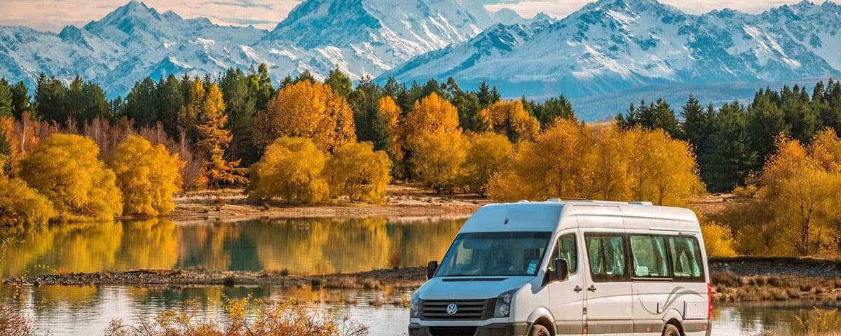 Путешествие по Новой Зеландии на кемперване