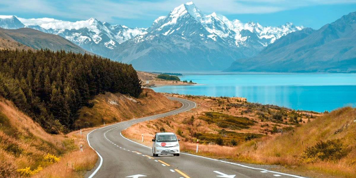 Путешествие по Новой Зеландии на автомобиле